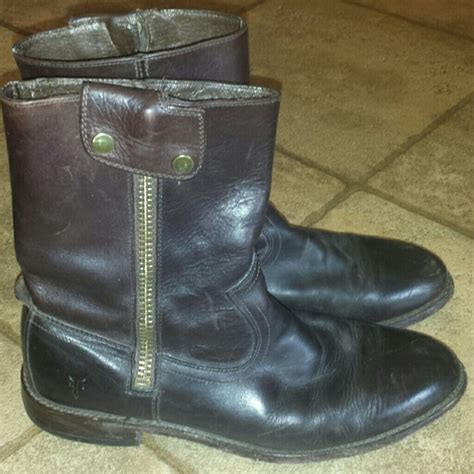mens frye boots on sale 91 frye other sale frye boots mens sz 8 5 d