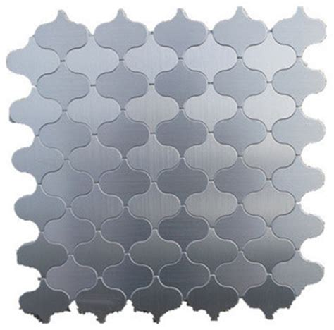 peel and stick backsplash tile with contemporary moroccan moroccan style lantern aluminum peel and stick mosaic tile