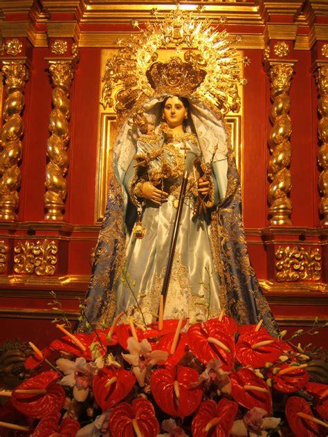 la virgen de los santuario de la virgen de los reyes blog parroquial ntra sra de la concepci 243 n y san pedro