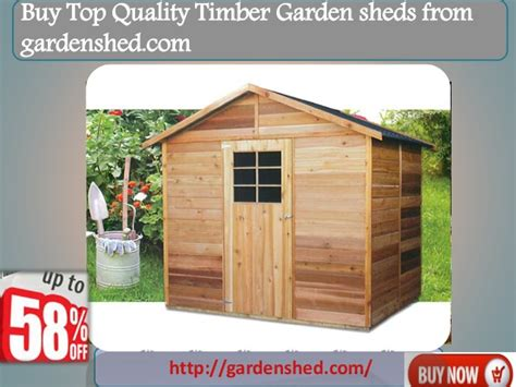 buy top quality absco garden sheds  gardenshedcom