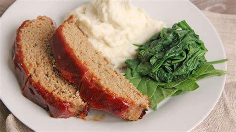 basic meatloaf recipe alton brown turkey meatloaf recipe episode 1099 lovefoodvideos