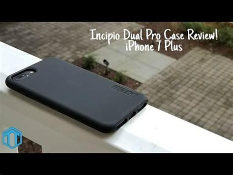 iphone 7 plus incipio dual pro review