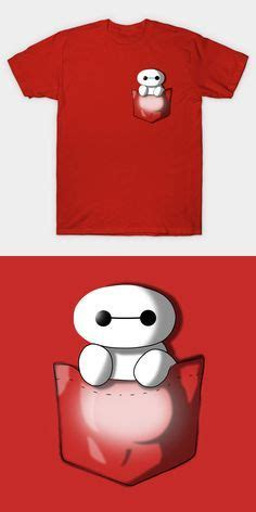 Mini Block Baymax pocket baymax t shirt renato 4th birthday