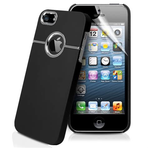 stylish chrome cover for apple iphone5 iphone 5