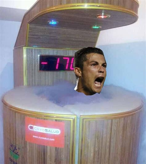 cristiano ronaldo installs 163 36 000 criosauna at home after