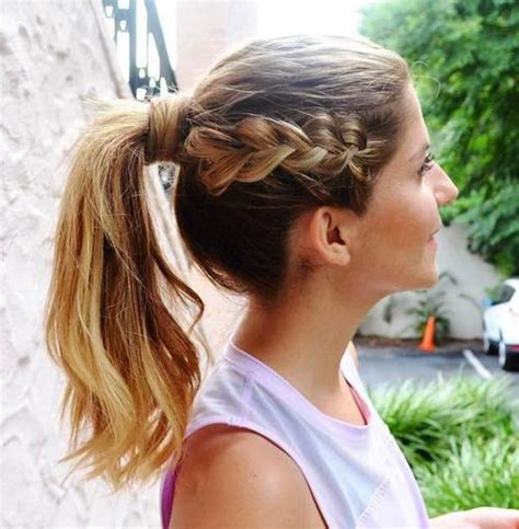 haircuts for tweens for gym get busy 20 sporty hairstyles for you
