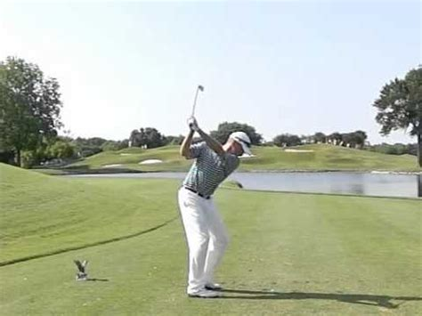 davis love iii swing davis love swing down the line youtube