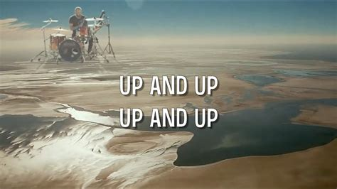 coldplay up up up coldplay lyrics music video youtube
