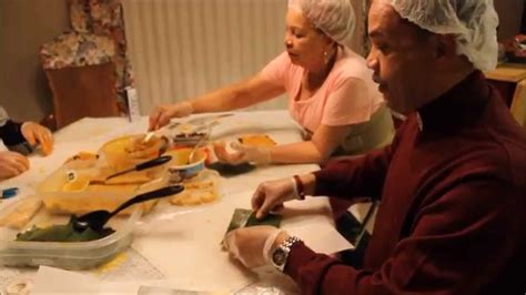 how to make pasteles authentic puerto rican family recipe it s all about the masa youtube