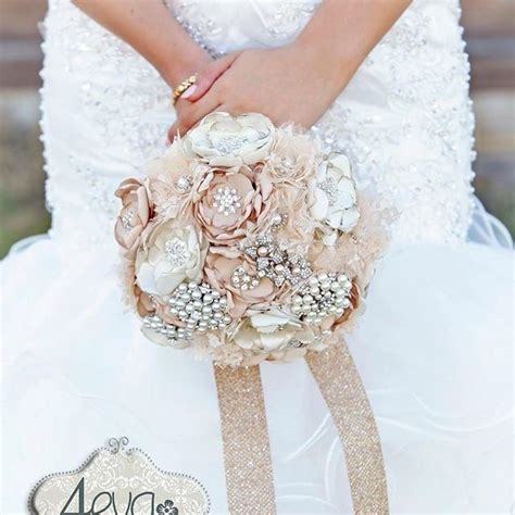 Wedding Bouquet Vintage Brooches 184 best wedding bouquet bling images on