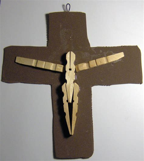 cross craft for cross family crafts