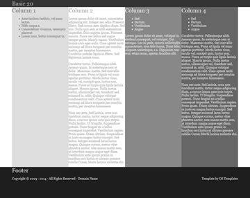 free os templates basic 20 free html5 template html5 templates os templates