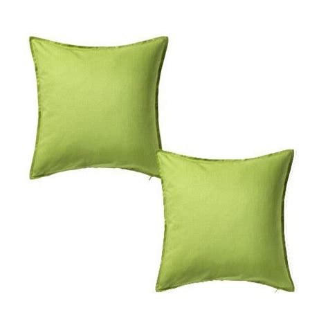 ikea throw pillows ikea gurli solid light green throw pillow cover cushion