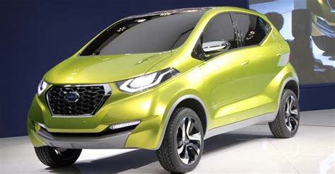nissan small car nissan to launch an affordable datsun small car in 2016