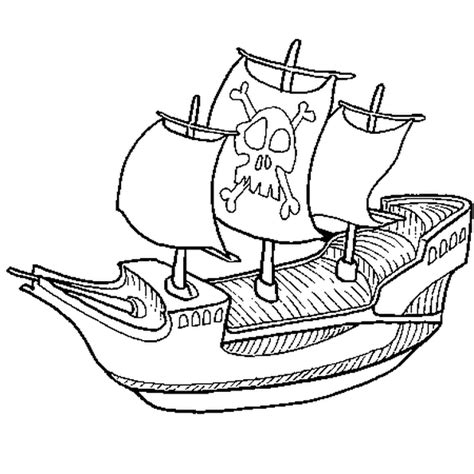 dessin en ligne bateau coloriage bateau de pirate en ligne gratuit 224 imprimer