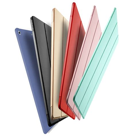 Diskon Flip Cover Mini Model Slim flip stand smart rubber slim cover for apple 9 7 2017 mini 1 2 3 air 2 ebay