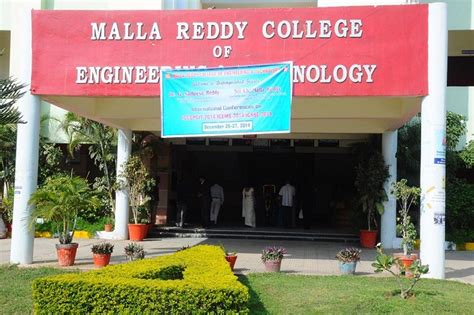 Samskruti College Of Mba by Master Of Technology At Malla Reddy College Of Engineering