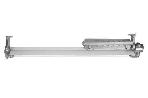 single fluorescent light fixture larson electronics releases a single l explosion proof