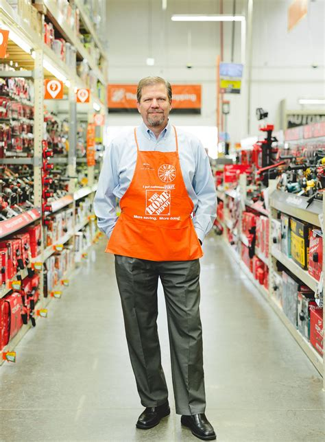 the home depot tim hourigan executive vice president