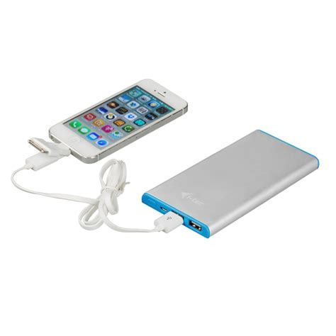 Kabel Data Power Bank Samsung i tec metal power bank 8000 mah li pol extern 237 baterie pro iphone ipod samsung
