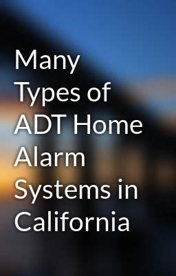 motorhome products and alarm system on