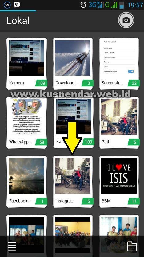Hp Iphone Yang Bisa Bbm Cara Menyimpan Otomatis Foto Instagram Yang Diupload Ke Hp Android Dan Iphone Ada Gambar