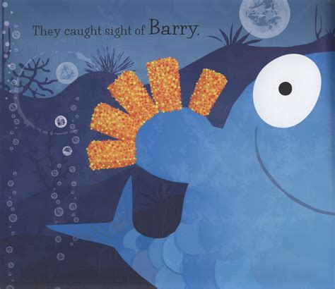 barry the fish with 1847385168 barry the fish with fingers by hendra sue 9781847385161 brownsbfs
