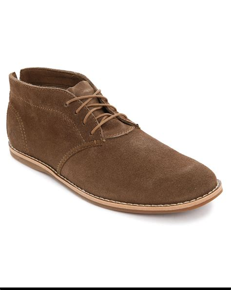 Suede Chukka timberland revenia chukka brown suede in brown for lyst