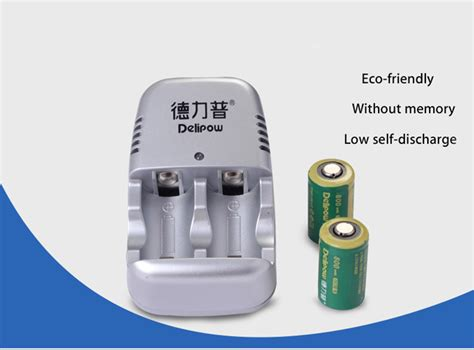 Battery Cr2 W 4pcs rechargeable 3v 800mah cr2 battery rapid battery dc