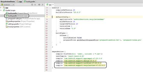 layout manager recyclerview xml android recyclerview exle tutorial recyclerview and