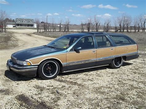 automobile air conditioning service 1993 buick roadmaster transmission control buy used 1993 buick roadmaster estate wagon 3rd row seats mild custom belltech spindles in