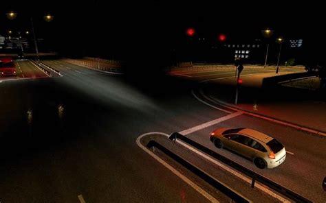 Ai Lighting by True Ai Lights 1 22 Mod Truck Simulator 2 Mods