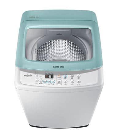 Mesin Cuci Samsung Semi Otomatis tutorial cara mencuci baju dengan mesin cuci yang benar