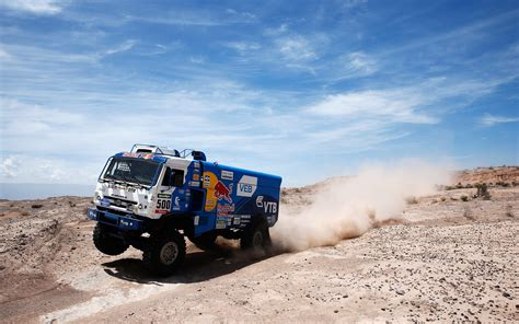 rally truck dakar rally trucks