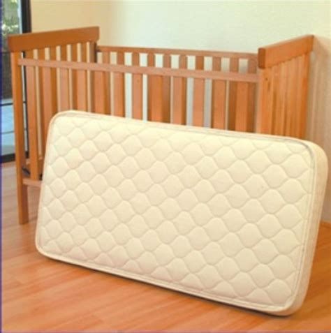 Natural Latex Crib Matresses Nature S Country Store Sealy Naturalis Crib Mattress With Organic Cotton