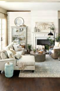 Living Room Design Ideas by 45 Comfy Farmhouse Living Room Designs To Steal Digsdigs