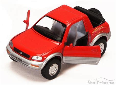 Kinsmart Toyota toyota rav4 cabriolet kinsmart 5011 1 32 scale diecast model replica