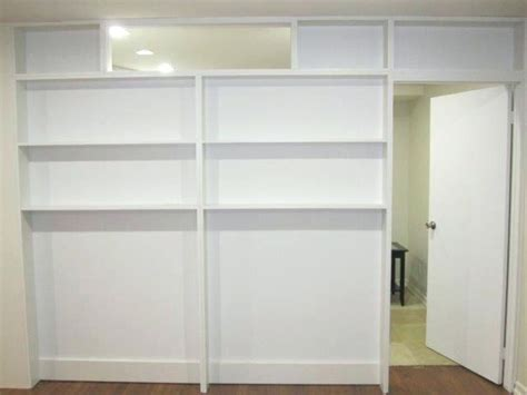 how to build a wall bookcase by how to build a temporary wall room dividers bookcase