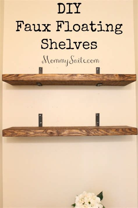 How To Put Up A Floating Shelf by 37 Brilliantly Creative Diy Shelving Ideas Page 7 Of 8