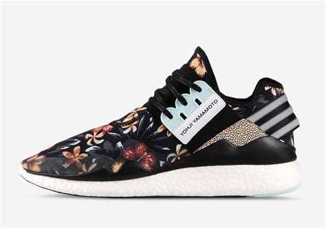 adidas y 3 retro boost quot floral quot available sneakernews com