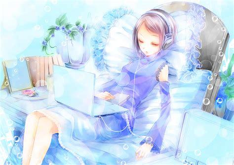 imagenes anime para windows 8 fondos de pantalla auriculares computadora port 225 til anime