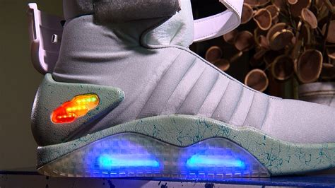 Nike Back To The Future cities wins pair of back to the future nike shoes 171 wcco cbs minnesota