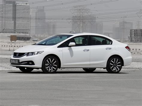 2013 honda civic review drive arabia dubai live gt gt uae