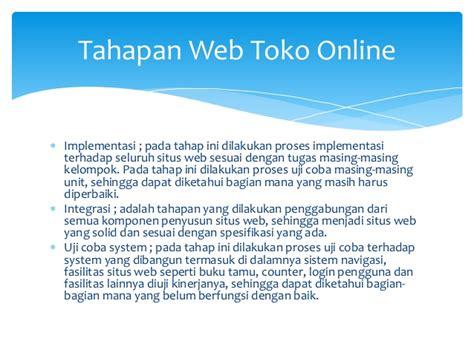 Konsep Membuat Toko Online   konsep toko online iniloh