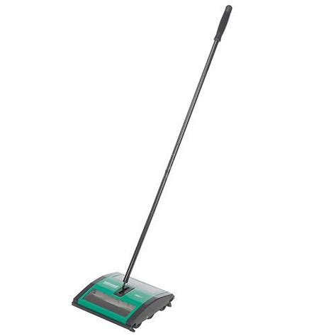 Manual Vaccum new bissell 7 5 commercial grade bg21 manual push sweeper