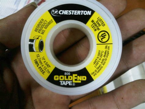 Seal Chesterton sell seal chesterton 800 gold end from indonesia
