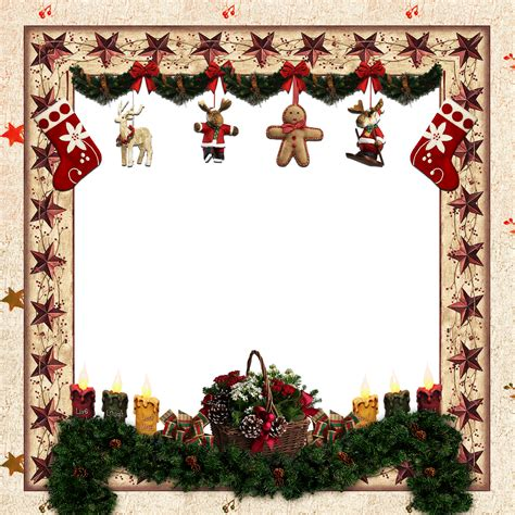 imagenes de navidad marcos marcos para photoshop y algo mas navidad 3