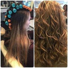 can a root perm be done on fine hair root perm before and after perm plain curl perm acid