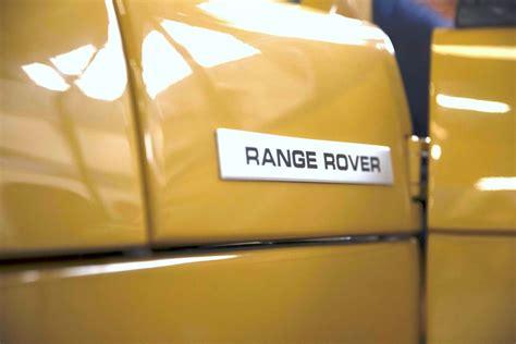 overland range this v8 powered 1973 range rover will make your heart skip