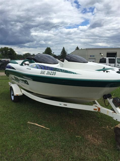 sea doo boat dealers ontario sea doo sport boats challenger 1800 1999 used boat for